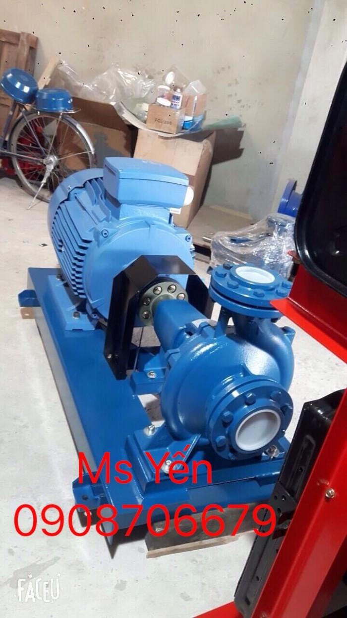 BƠM ĐIỆN RỜI TRỤC PCCC Pentax - Motor Elektrim CA 40-200A (10HP)0