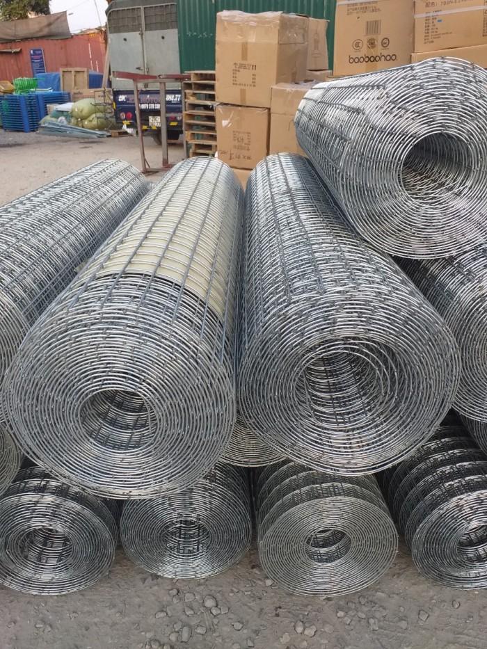 Lưới thép hàn D3 a 50x50 khổ 1m, 1.2m , 1.5m mạ kẽm10