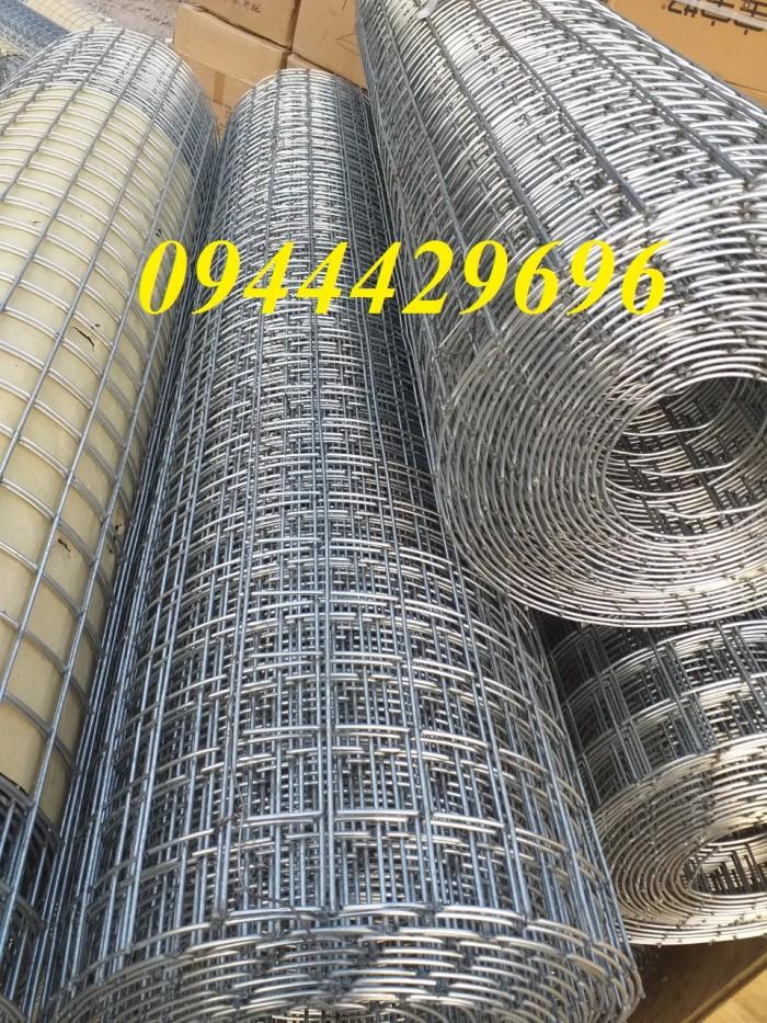 Lưới thép hàn D3 a 50x50 khổ 1m, 1.2m , 1.5m mạ kẽm16