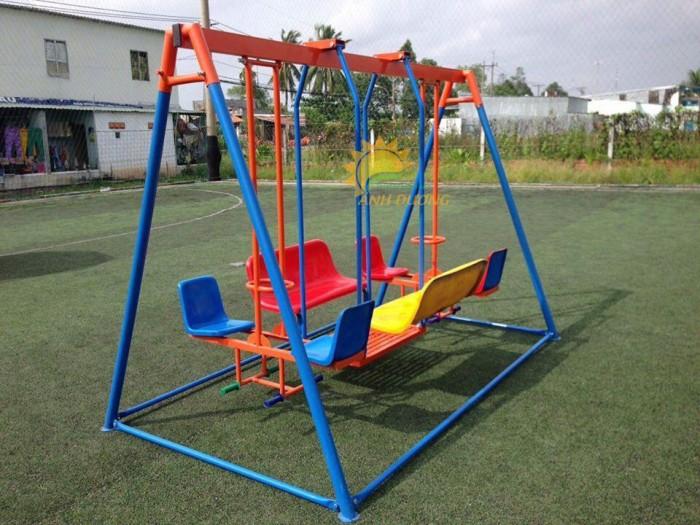 Cung cấp xích đu trẻ em cho trường mầm non, sân chơi, công viên0