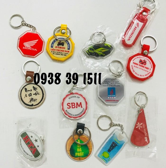 Xưởng sản xuất móc khóa giá rẻ hcm5
