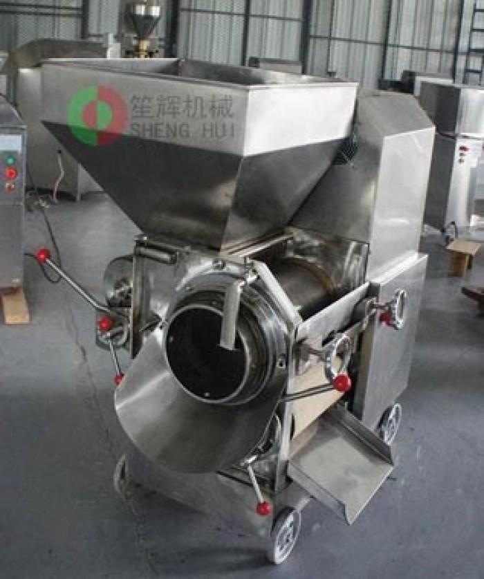 Máy ép đầu tôm Cr900, máy ép cá thác lác, máy ép xương cá biển, máy ép cá tự động0