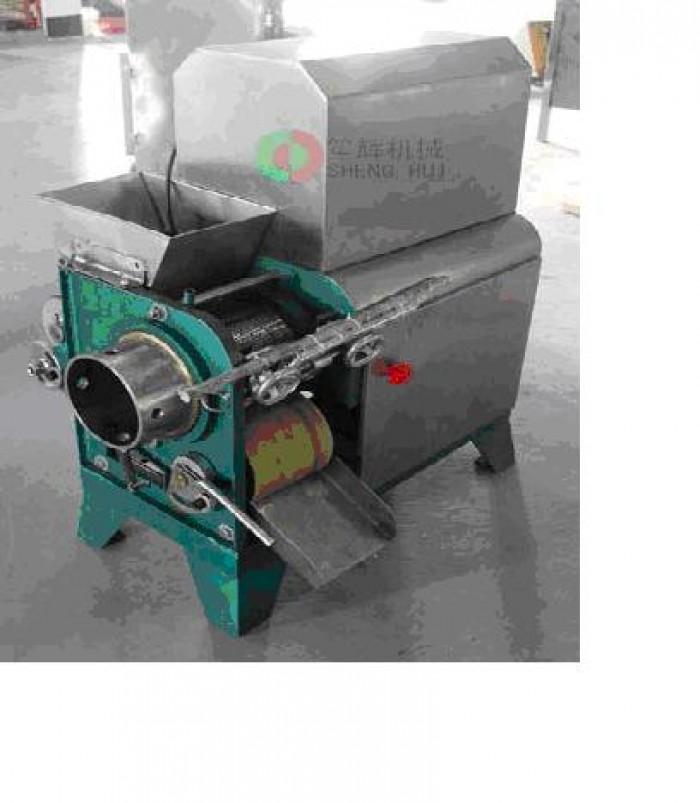 Máy ép cá mối cá rựa, máy tách xương cá Cr2001
