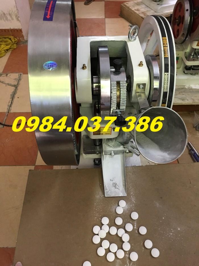 Máy dập viên thuốc nén 6T 1 chày tự động3