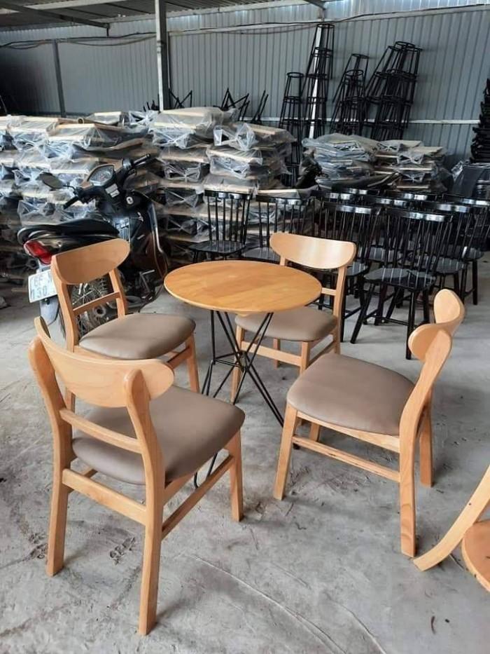 Bộ bàn ghế Cafe sân vườn..3