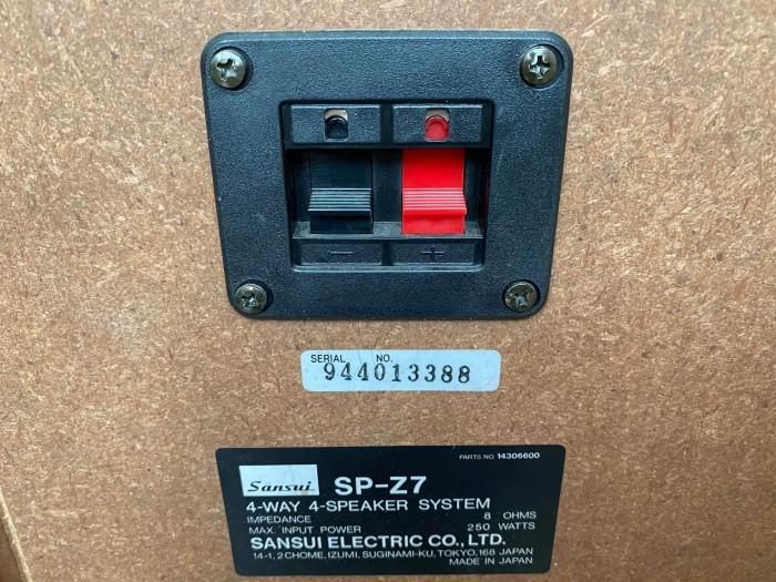 LOA SANSUI SP-Z74