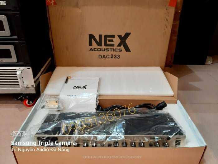 Nâng tiếng NEX DAC233,có Optical,Blutoth4