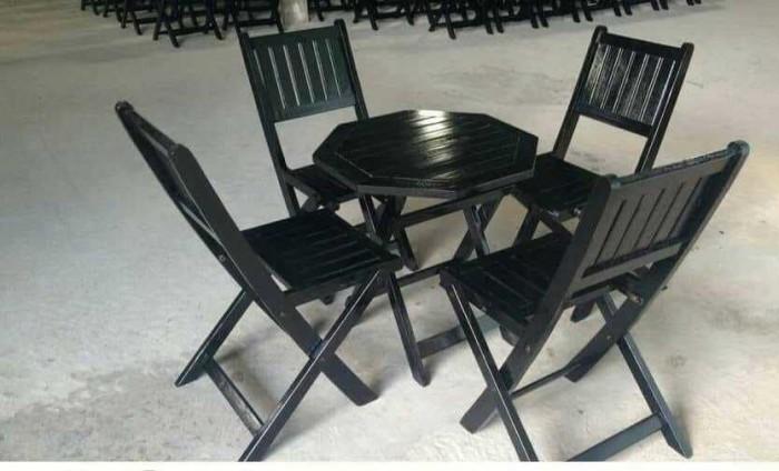 Công Ty - Bàn ghế gỗ cho quán nhậu bình dân,vỉa hè..2
