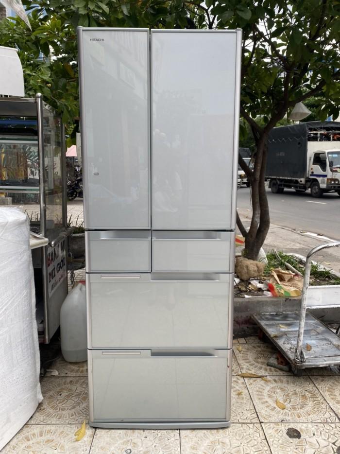 Tủ Lạnh HITACHI R- G4800D -Dung tích 475Lít - Date 2030