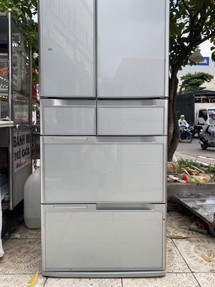 Tủ Lạnh HITACHI R- G4800D -Dung tích 475Lít - Date 2031