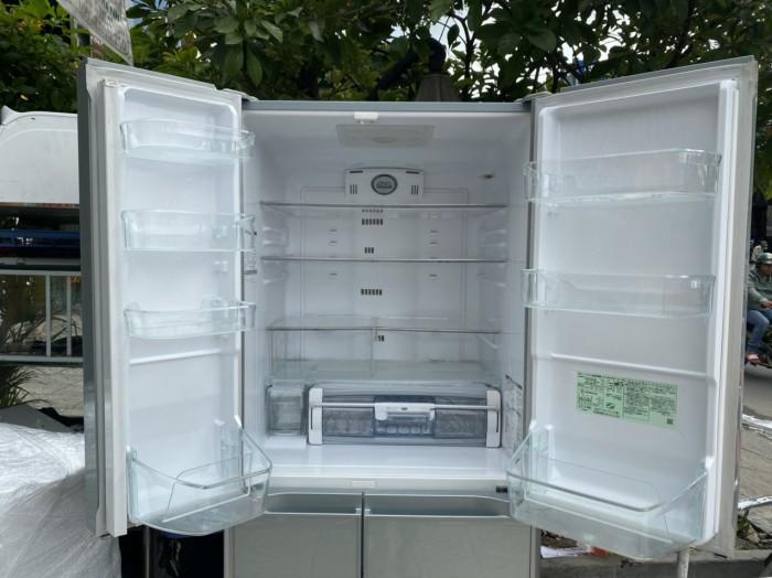 Tủ Lạnh HITACHI R- G4800D -Dung tích 475Lít - Date 2032