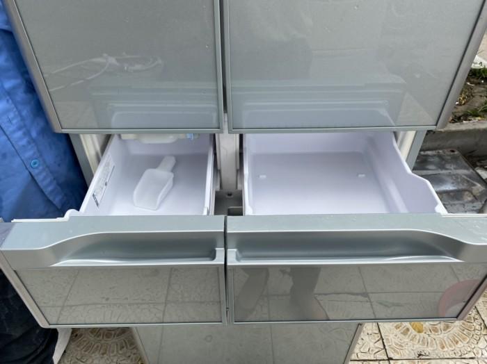 Tủ Lạnh HITACHI R- G4800D -Dung tích 475Lít - Date 2033