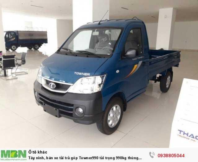 Tây Ninh, bán xe trả góp TOWNER990 990kg động cơ Suzuki đời 20200