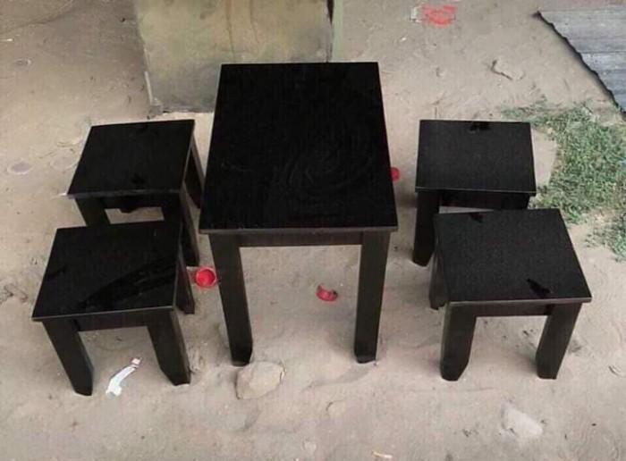 Bộ bàn ghế cóc giá rẻ nhất
