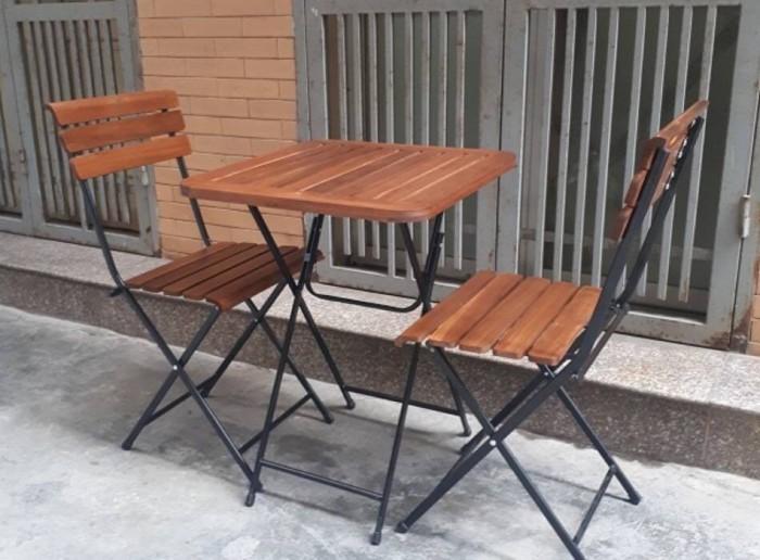 Bộ bàn ghế xếp fansipan