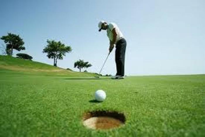 Bóng tập golf, banh tập golf 2 lớp nhập khẩu1