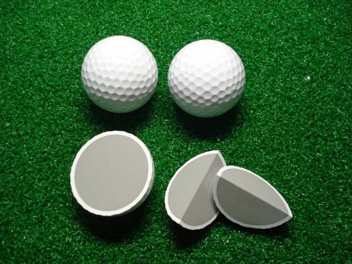 Bóng tập golf, banh tập golf 2 lớp nhập khẩu8