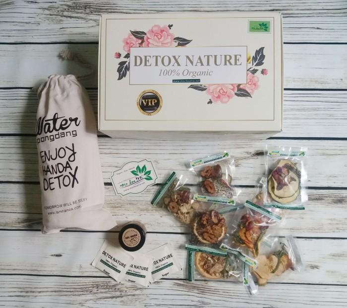 Detox Hoa quả Thanh lọc cơ thể - Mộc Hoa Trà10