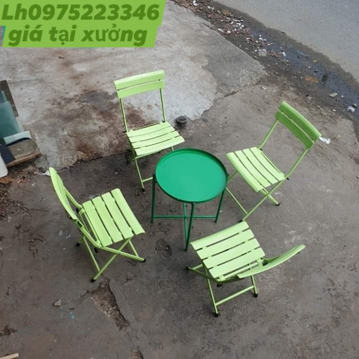 Ghế gỗ cafe cóc giá tại xưỡng1