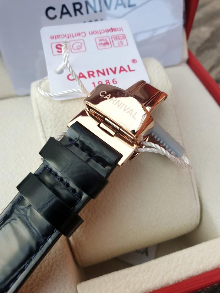 Đồng hồ nam Carnival G51502 Song Mã Diam5