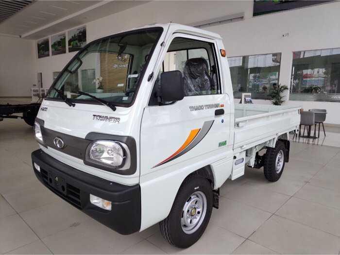 Tây ninh, bán xe tải Trả góp Towner800 mới thùng lửng,tải 990kg, đời 20201