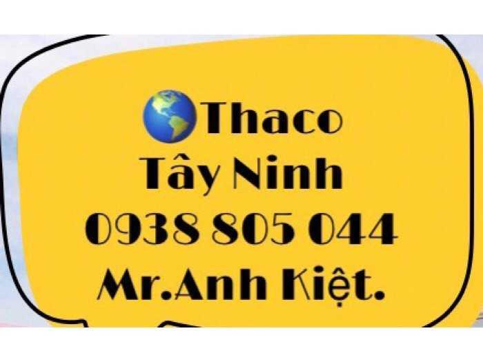 Tây Ninh, bán xe tải nhỏ trả góp Towner800 thùng bạt 900kg, đời 20203