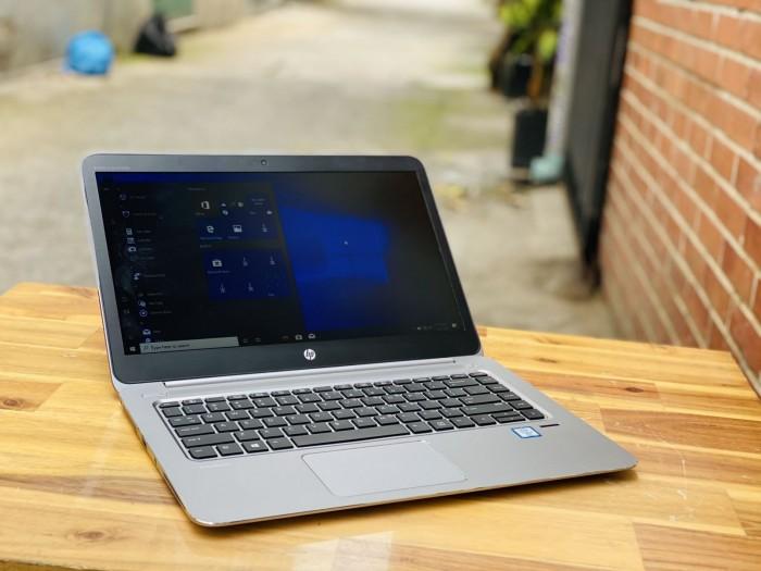 Laptop Hp Folio 1040 G3/ i7 6600U/ 8G/ SSD256/ Full HD/ Vỏ Nhôm/ Finger/ Giá2