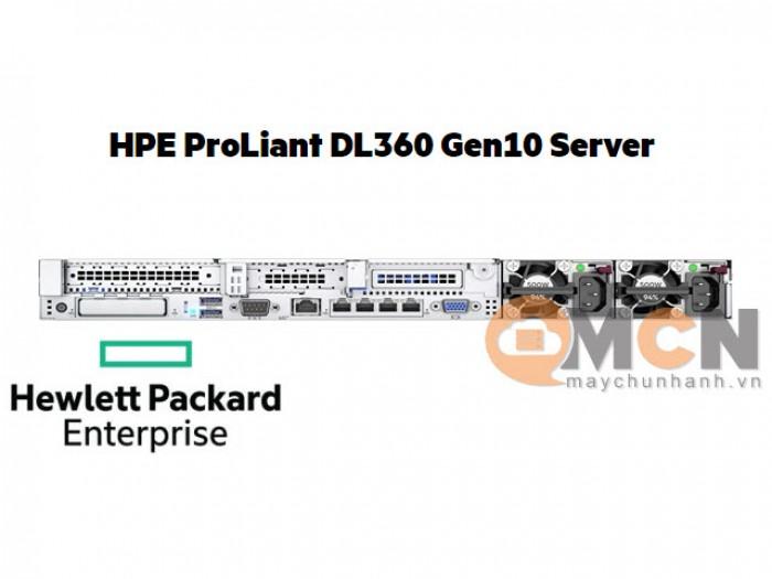 Máy Chủ HPE Proliant DL360 Gen10 Intel Xeon Silver 4210 Processor Server2
