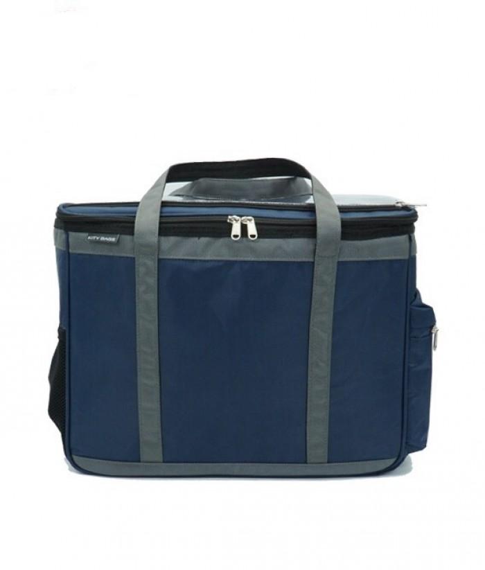 Túi giao hàng, túi giao hàng giữ nhiệt in logo2