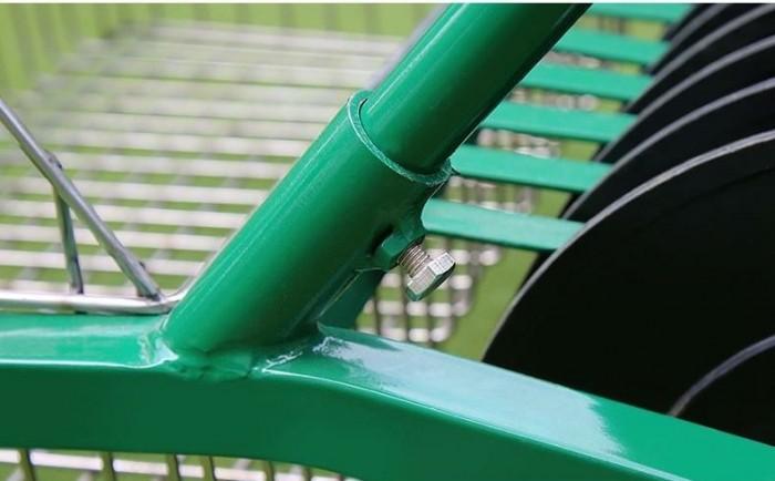 Xe nhặt bóng golf ( xe nhặt banh golf ) đẩy tay công suất nhặt 600 quả bóng g1