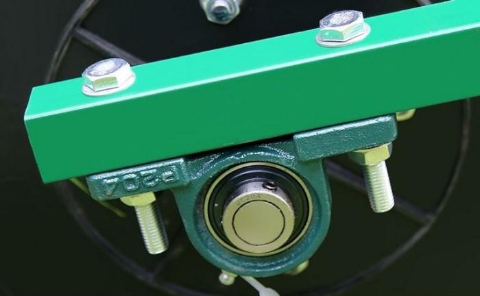 Xe nhặt bóng golf ( xe nhặt banh golf ) đẩy tay công suất nhặt 600 quả bóng g4