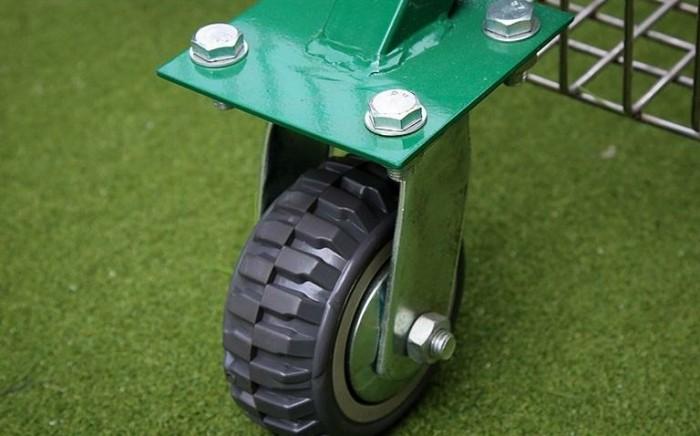 Xe nhặt bóng golf ( xe nhặt banh golf ) đẩy tay công suất nhặt 600 quả bóng g5