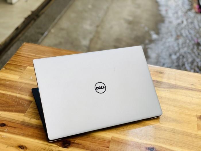 Laptop Dell XPS 13 9360, I7 7500U 8G SSD256 QHD 3K TOUCH Đẹp aẻ0