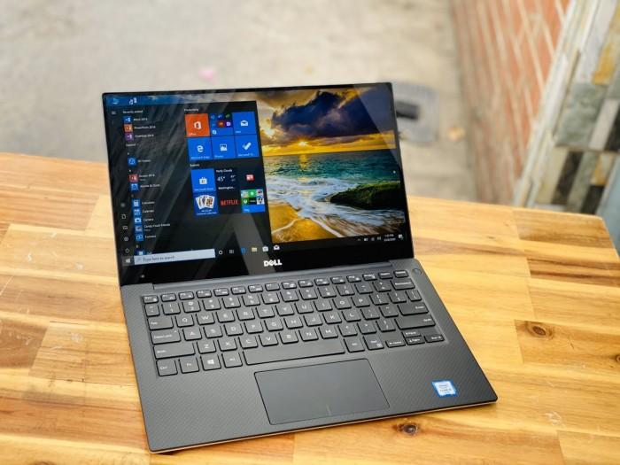 Laptop Dell XPS 13 9350, I5 6200U 8G SSD256 QHD 3K Full Viền TOUCarẻ0