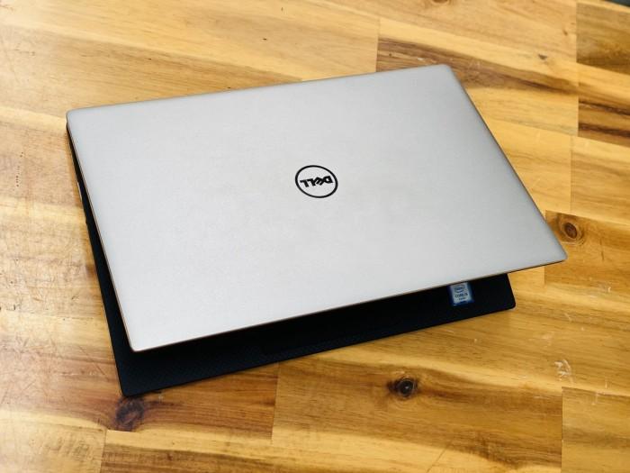 Laptop Dell XPS 13 9350, I5 6200U 8G SSD256 QHD 3K Full Viền TOUCarẻ2