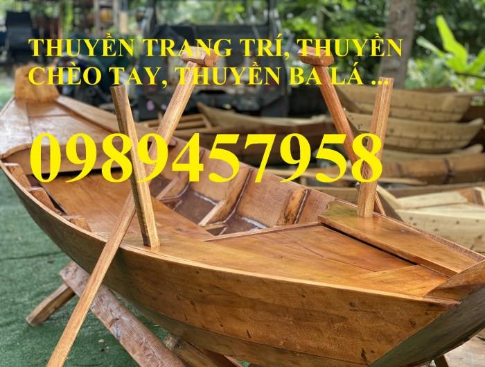 Bán xuồng gỗ 3m, 4m, thuyền gỗ 4m, 5m, 6m, xuồng gỗ chèo tay1