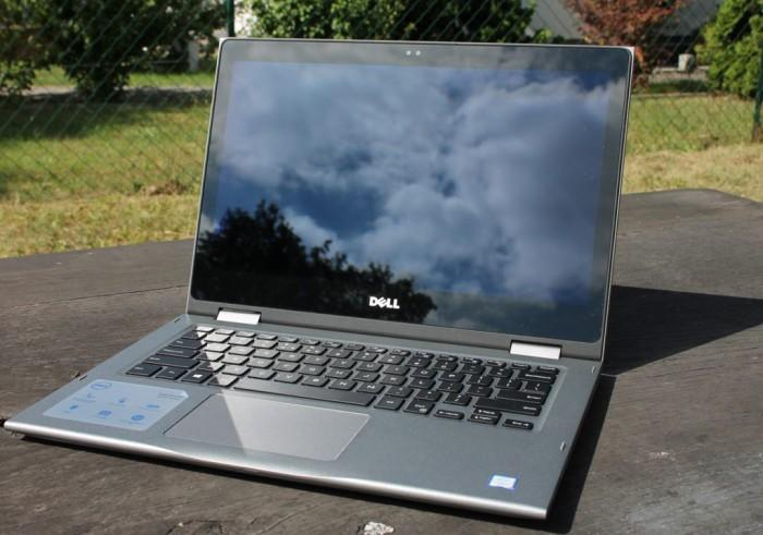 Laptop Dell Inspiron 5379, i5 8250U 8G SSD256 Full HD Đèn phím Touch a4