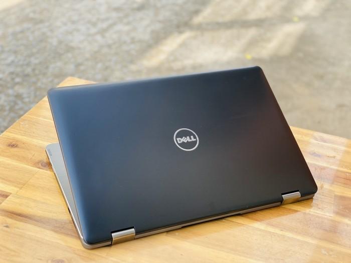 Laptop Dell N7568, i7 6500U 8G SSD256 4K Đèn Phím Touch Lật Xoay 36a1