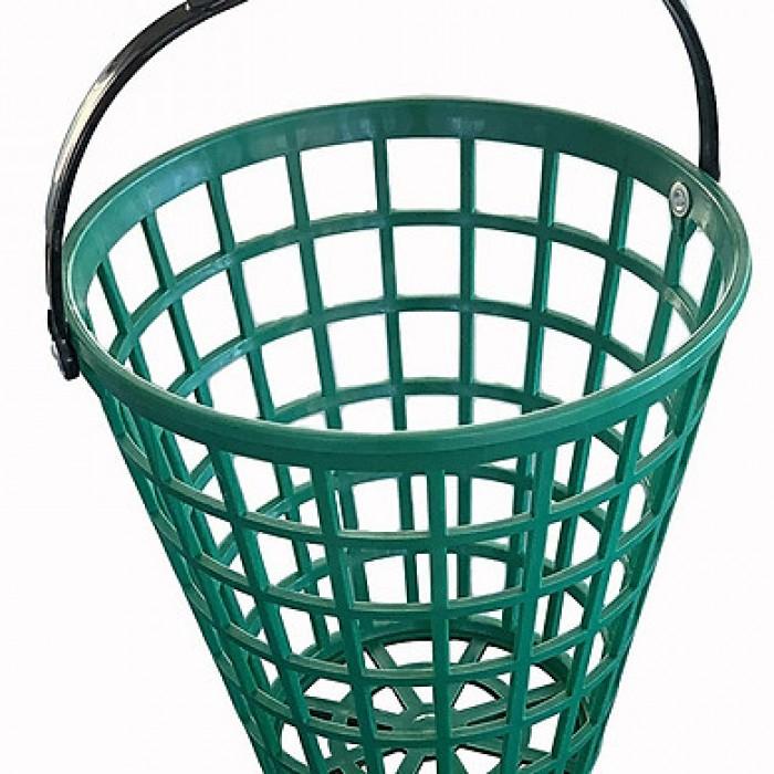 Giỏ đựng bóng golf bằng nhựa cao cấp.4