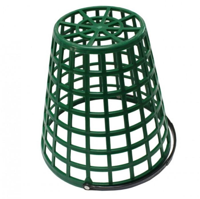 Giỏ đựng bóng golf bằng nhựa cao cấp.6