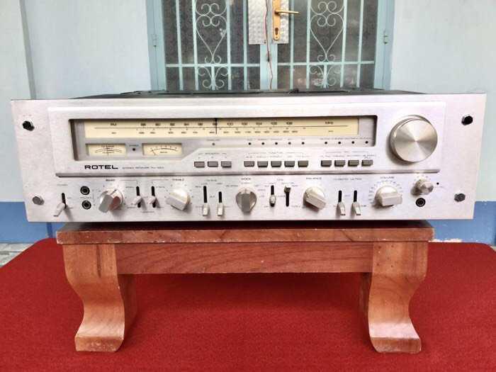 Tân Audio Biên Hoà Amply Rotel RX 1603 (đẹp xuất sắc)0
