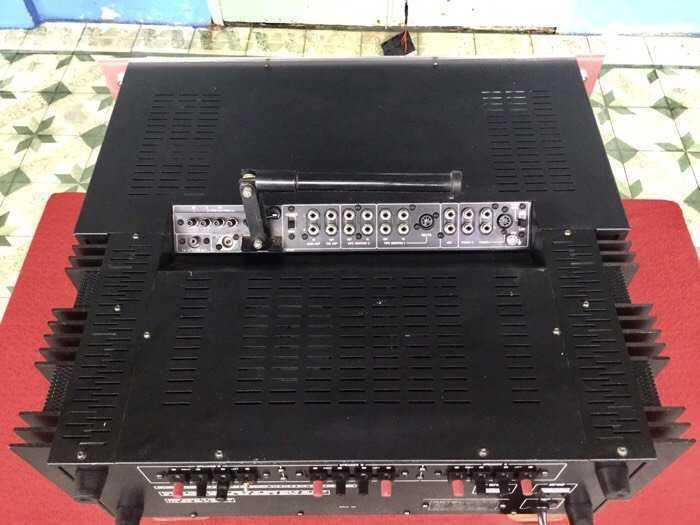 Tân Audio Biên Hoà Amply Rotel RX 1603 (đẹp xuất sắc)2