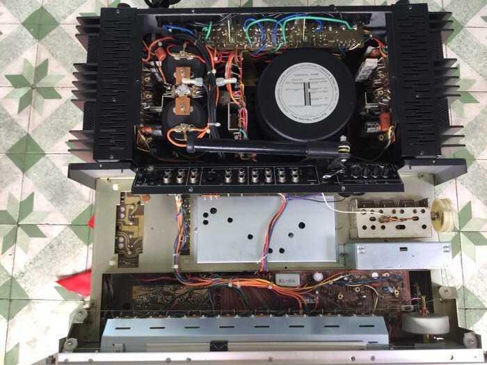 Tân Audio Biên Hoà Amply Rotel RX 1603 (đẹp xuất sắc)3