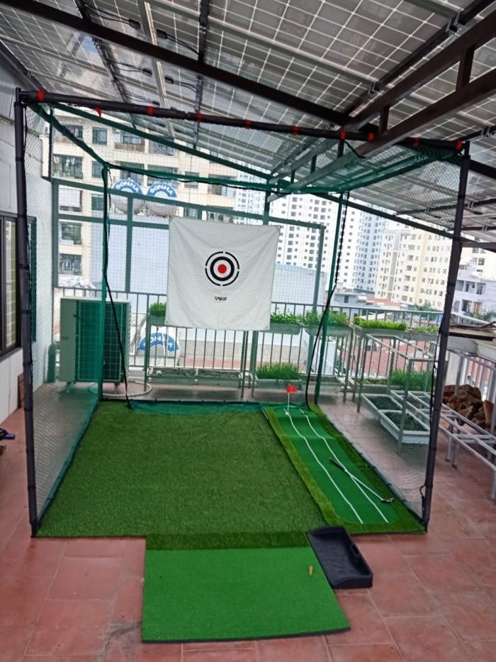 Khung lều golf3