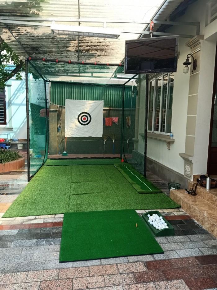 Khung lều golf4