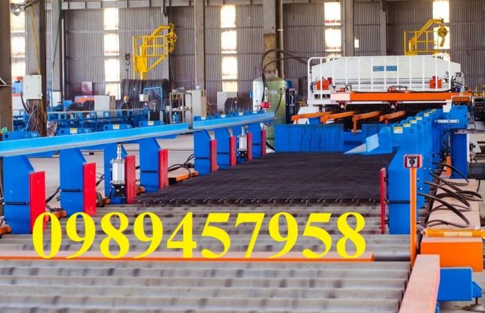 Lưới thép công trình phi 4 a 100x100, 150x150, 200x200, Lưới phi 5 a 200x200, Phi 6 a 150x1503