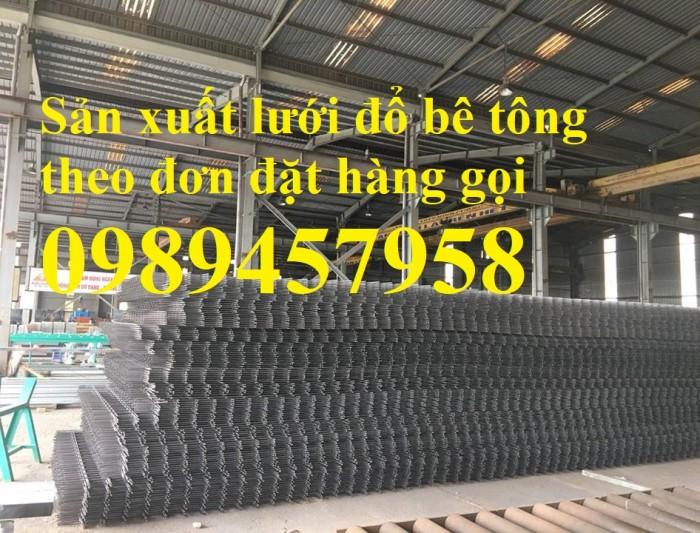 Lưới thép công trình phi 4 a 100x100, 150x150, 200x200, Lưới phi 5 a 200x200, Phi 6 a 150x1508