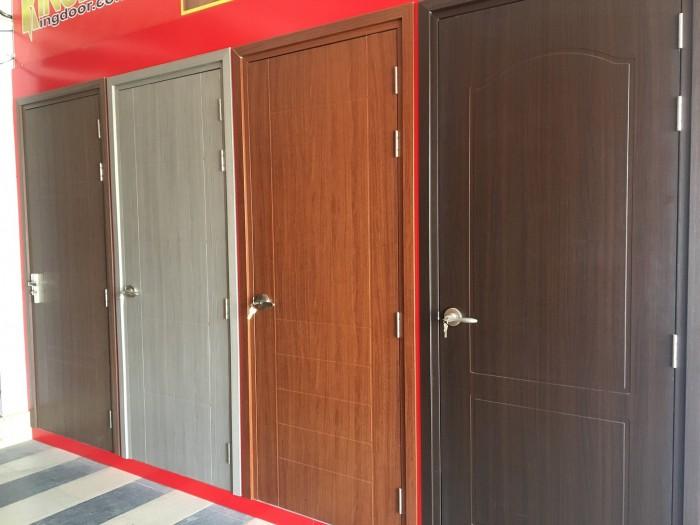 Chất lượng cửa nhựa gỗ composite0