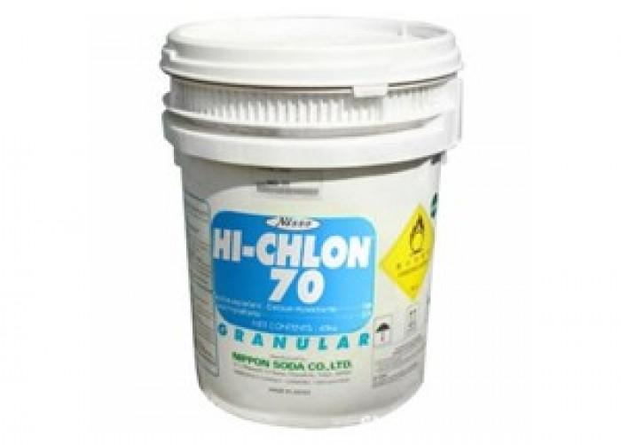 Chlorine – Calcium Hypochlorite0