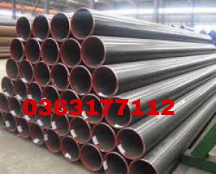 Thép ống đúc S35C, ống thép C35 giá tốt, hàng loại 1, có chứng chỉ co,cq3